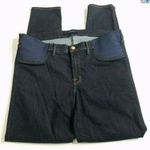 J Brand Mama J Maternity Skinny Jeans Sz 32
